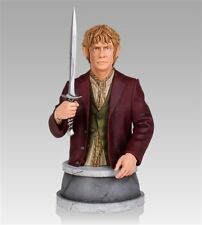 The Hobbit - Bilbo Baggins Collectible Mini Bust Gentle Giant BRAND NEW