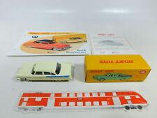 BW523-0,5# Dinky Toys/ Atlas 1:43 Metall-Auto 191 Dodge Royal Sedan, NEUW+OVP
