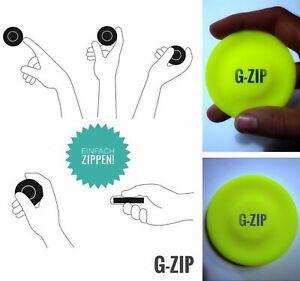 Blitzversand: G-Zip Mini Frisbee aus Silikon Outdoor Trendsport 2021