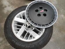 4 TURBOCUPS original wheels for GM KITT SUPERCAR PONTIAC FIREBIRD KNIGHT RIDERT