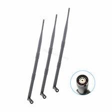 3x 9dBi 2.4GHz 5GHz WiFi RP-TNC Antennas for Linksys WNR3500L WNDR3700 N600 N750