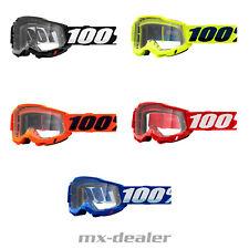 100 % Crossbrille für Brillenträger Accuri2 OTG MX MTB BMX Motocross Enduro