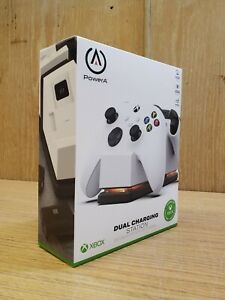 PowerA Dual Charging Station for XBOX Wireless Controllers NEW Factory Sealed
