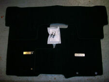 Genuine honda crv alfombra Mat Set Negro 2007-2012