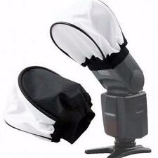 Universal Flash Bounce Reflector Diffuser Speedlight For Canon Nikon Pentax JJ