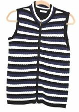 Hand-wash Only Striped Vests for Women