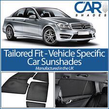 Mercedes C Class 4dr 2007-2014 UV CAR SHADE WINDOW SUN BLINDS PRIVACY GLASS TINT