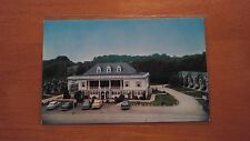 Vintage Unposted Lord Calvert Hotel and Cottages College Park MD Postcard