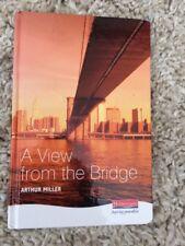 A View from the Bridge (Heinemann joue pour 14-16+), Miller, M. Arthur cartonnée