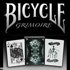 Grimoire Deck Bicycle Playing Cards Poker Size USPCC Limited Edition Custom New