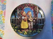 1992 M.J. Hummel [Plate No.Va6207] Little Companions [Little Musicians]!