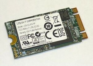 GOOD TESTED! 32GB Lite-On m.2 SATA SSD Solid State Drive LSS-32L6G
