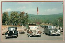 Hunter Mountain Antique Car Show New York, Catskills of Greene County - Postcard