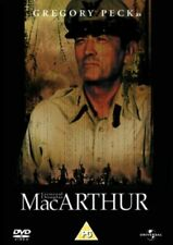 Macarthur      (1977)    DVD  New!  Gregory Peck   war
