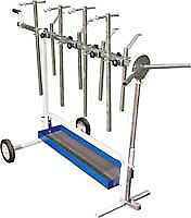 Astro Pneumatic 7300 Universal Rotating Parts Stand Brand New!