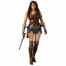 Medicom Batman vs Superman: Dawn of Justice Wonder Woman Maf EX Action Figure