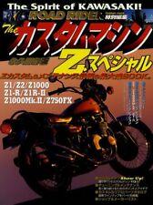 [BOOK] The custom machine Kawasaki Z special Z1 Z2 Z1R 750RS Z1000 Z1100GP Japan