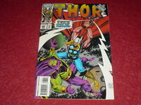 [BD COMICS MARVEL USA] THOR (The Mighty) # 466 - 1993