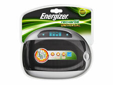 NEW Energizer Universal Battery Charger charge AA, AAA, C, D, PP3/9V