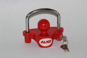 AL-KO universal tow ball coupling SECURITY hitch ball lock 50mm CARAVAN TRAILER