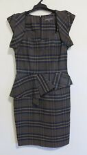 SEIKE Women's Cotton Dress Size 10 NWoT($250) made in Australia