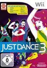 Nintendo Wii +Wii U Just Dance 3 Deutsch Sehr guter Zustand