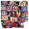 MARVEL COMICS SUPERHEROES BIFOLD FAUX WALLET SUPERHERO MENS BOYS New models