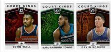 2017 18 Donruss Optic Basketball COURT KINGS You Pick LEBRON KEMBA CURRY DIRK +