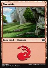 4x Montagna 62 - Mountain 62 MTG MAGIC DDT Eng