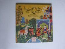 livre d' enfants : LE CORDONNIER DE BAGDAD par LUDA illustrés par TILLARD 1955