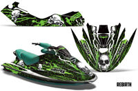SIKSPAK Bombardier Sea-Doo GTX Jet Ski Decals Wrap Graphics Kit 96-99 REBIRTH G