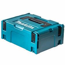 Makita Makpac G 2 Maschinenkoffer Box Aufbewahrungssystem Werkzeugkiste Tragebox