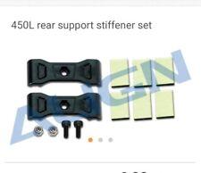 Align Trex 450L Tailboom Support Rods Reinforcement Plate Set H45T008XX