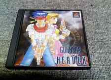 GUNNERS HEAVEN Playstation japan PS