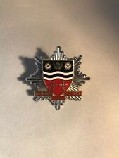 Humberside Fire Brigade Cap Badge
