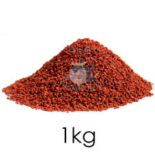 TROPICAL FISH FOOD Red Discus Granules Colour Cichlid Angel Tetra Catfish 1KG