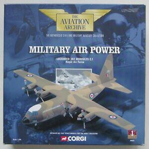 Corgi Aviation 48403 1st Issue 1/144 Lockheed 382 Hercules C.1 RAF