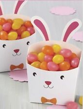 Easter Bunny Treat Box Kit 4 ct. from Wilton #1085 - NEW