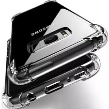 Clear Shockproof Phone Case for Samsung Galaxy S10 S10 Plus S9 S8 Note10 Note9