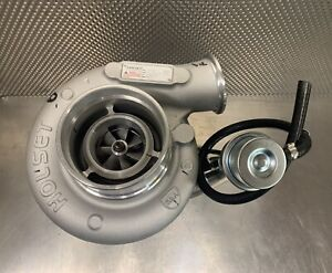 Holset HX35w 10cm Turbo T3 Twin Scroll 300-400bhp OM605 OM606 HY35 not 12cm