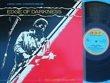 Eric Clapton with Michael Kamen ORIG UK Only Mini LP Edge of darkness OST NM '85