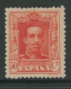 SPAIN, MINT, #341a, OG LH, CLEAN, SOUND & CENTERED