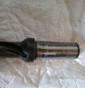 SANDVIK 16mm x 3 dia U-Drill 880-D1600L20-03