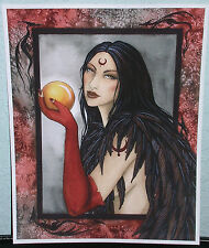 Amy Brown - Sorcerous - Out Of Print - Very Rare
