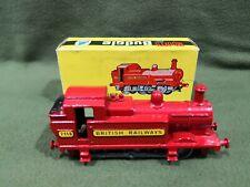 Budgie Toys 224 Locomotiva Railway Engine 1/43 made in UK