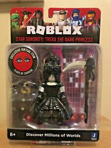 "Roblox (Star Sorority)  -  ""Trexa The Dark Princess"""