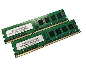 4GB KIT 2 x 2GB Memory for DELL OptiPlex 3010 380 390 580 780 790 7900 9010 RAM