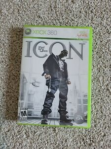 Def Jam: Icon (Microsoft Xbox 360, 2007) Complete • Free Shipping