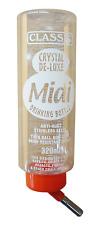 MIDI Trinkflasche Classic de Luxe 320 ml Tränke Kleintiertränke Wasserspender