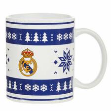 Real Madrid Christmas Snow Flake Fair Isle Mug Kids Football Fanatics